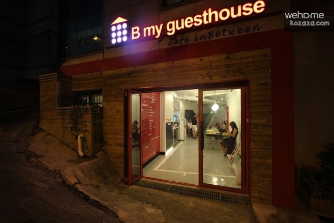 B my guesthouse NO.9