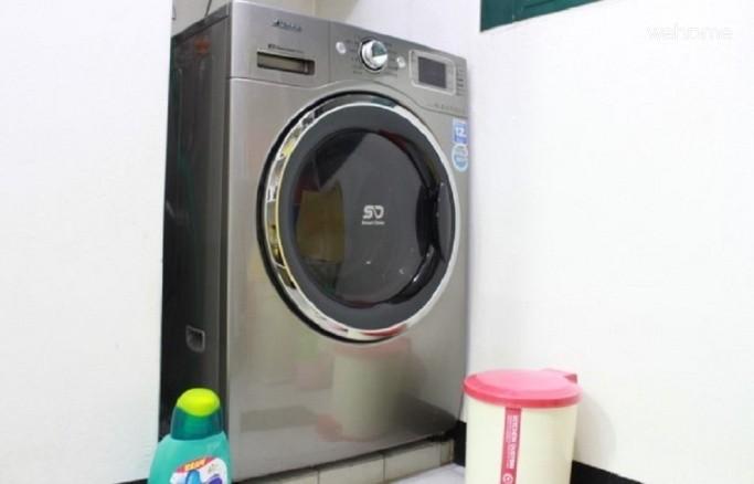 (독채사용) 용산 한강변의 방 3개 아파트 - 대용량 세탁기