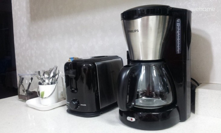 (독채사용) 용산 한강변의 방 3개 아파트 - 토스터 커피머신
