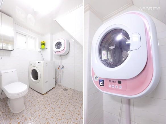 - Free Drum Washing Machine with Detergent