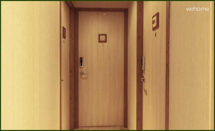 [인사동] 예하도예 게스트하우스 더블룸