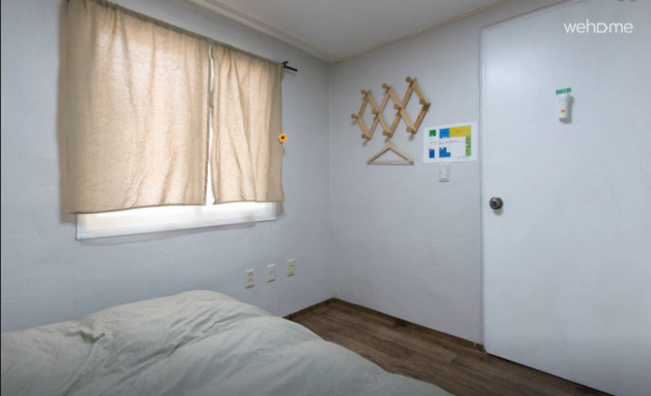 Hongdae Central#3mins walk (3 Rooms)