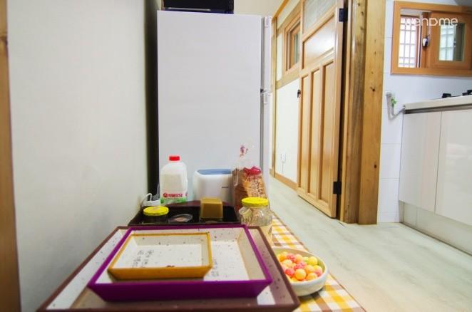 [서촌통인시장] 누하당 한옥스테이, 싱글룸