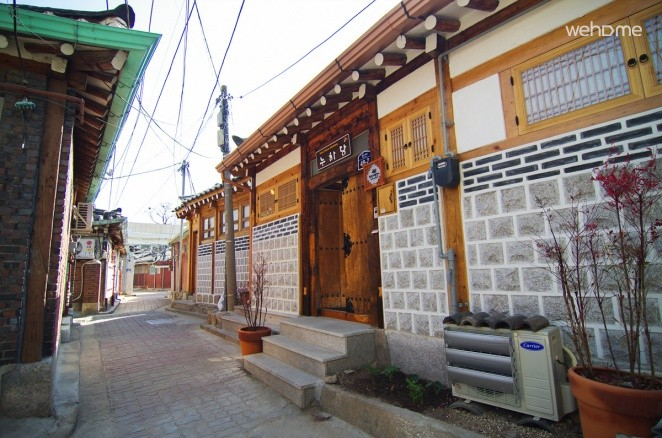 [Seochon Seoul] Nuha Hanok Stay, Single room