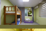 [Seochon] large garden, culinary experiences as possible family room for four persons