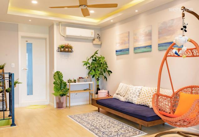 도심속 전원의 집, 하이얀 디자인 하우스