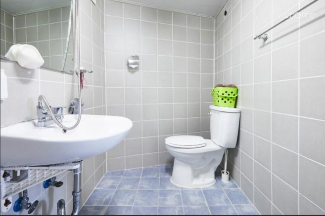 샤워실(호스트와 공유공간)