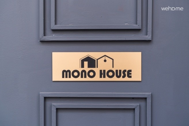 Mono House 2 Deluxe Double (Hongdae, Yeonnam-dong)