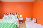 침실(5인일 경우 싱글침대 제공)