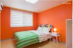 침실_Orange room