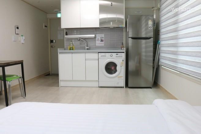 주방 및 대형 냉장고