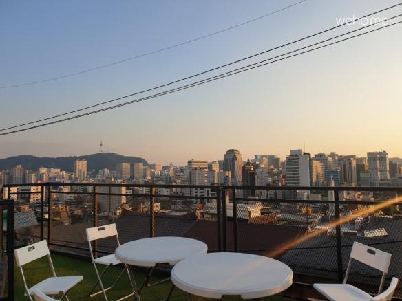 서울 낙산공원&이화동 벽화마을 Stay chill. House