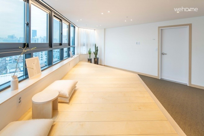 ♥Han river-view♥ Double room_Female ONLY