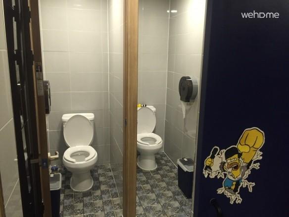 공용화장실