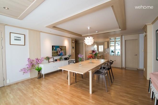 Clean apartment, Dream Forest
