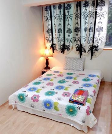 개인실(퀸사이즈 침대)