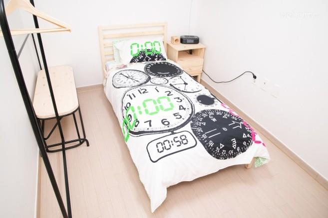 침실 2 싱글 침대