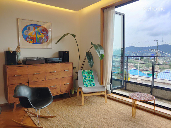 [낙산발코니] Luxury topfloor 3BR with great city view