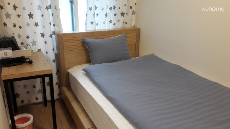 [Single Room + Public Bath] Beautiful guesthouse near Inwangsan, Seochon, Cheongwadae, Gwanghwamun,