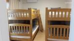 3번침실: 슈퍼싱글 이층침대 2개