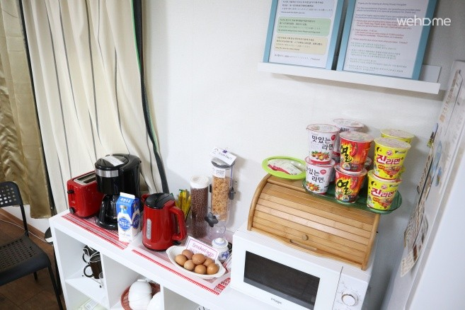 My second house near Hongdae Station, with an attractive terrace!