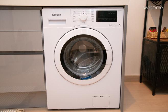 주방내 빌트인 세탁기