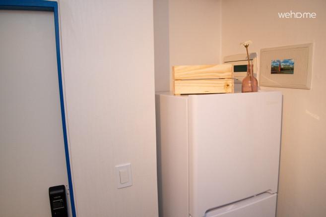 주방 내 냉장고