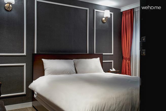 [방역완료]연남동-단독주택 2층통임대/3룸,1욕실(6인)