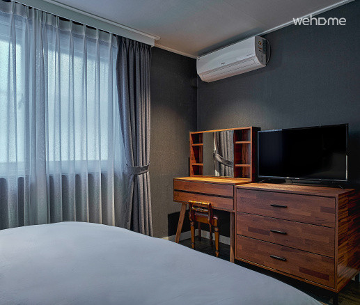 [Completed quarantine] Yeonnam-dong-detached house 2nd floor full rental/3 rooms, 1 bathroom (6 peop