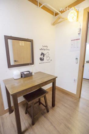 홍대 코코아게스트하우스(디럭스 쿼드러플룸) / 무료 조식,WiFi / 전용 화장실