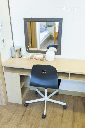 홍대 코코아게스트하우스(트리플룸) / 무료 조식,WiFi