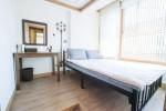 홍대 코코아게스트하우스(더블룸) / 무료 조식,WiFi / 전용 샤워실