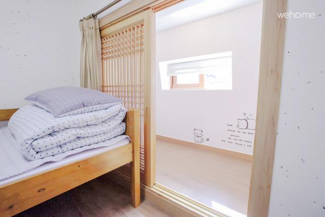 홍대 코코아게스트하우스(싱글룸) / 무료 조식,WiFi