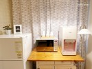 냉장고, 전자렌지, 냉온정수기