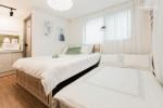슬라이딩 침대(퀸1,싱글1)