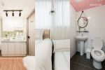 [Sweet Memory#2] 홍대3번출구5분  전용 룸+주방+욕실(2층) & 루프탑