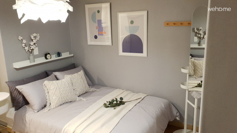 [Sweet Memory#4] 홍대3번출구5분  전용 룸+주방+욕실 & 루프탑