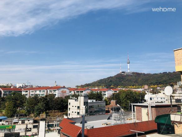 [오두막,여기]  이태원,경리단길,녹사평,남산타워,남산뷰