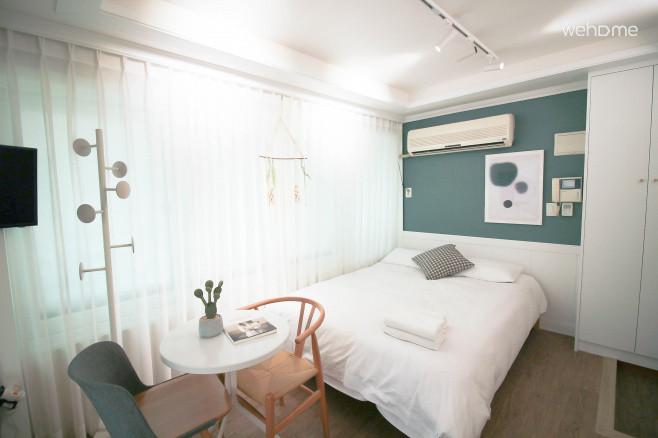 H11 홍대다다스테이 ~자가격리 가능♥ cosy studio (방역OK, 소독ing)