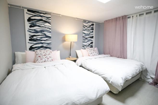 에이스 킹사이즈 침대