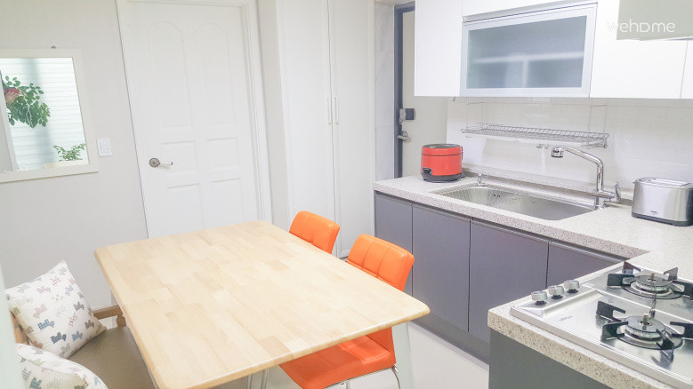 WHH*Completely Isolated*SEOUL STN6min 2BR Entire2F