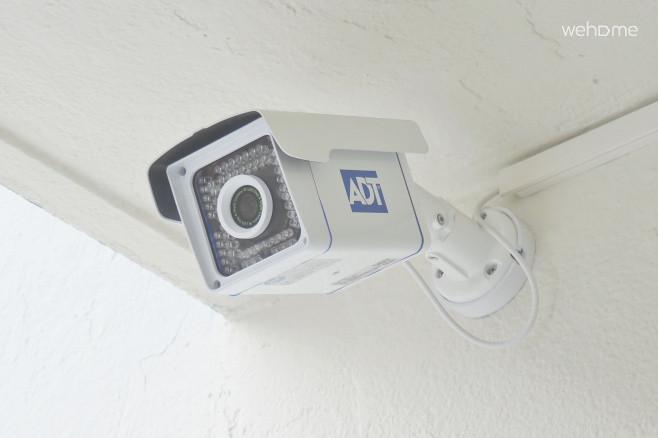 건물내 CCTV 15대